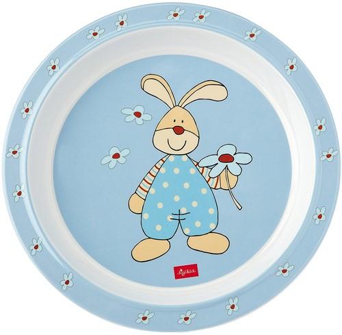 sigikid Melamine bord, Semmel Bunny