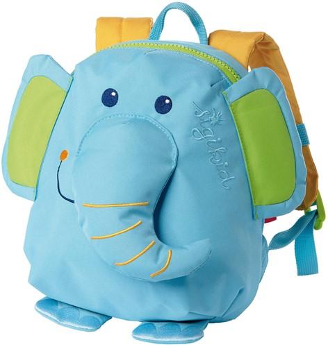 sigikid Mini rugzak olifant, TierOnTour