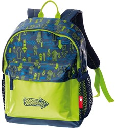 sigikid Backpack large, Arrows 24640