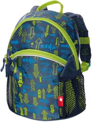 sigikid Backpack small, Arrows 24641