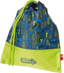 sigikid Gym bag, Arrows 24643