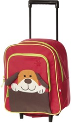 Sigikid - Kinderbagage - Mini-trolley Hond