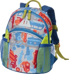 sigikid Backpack, Traffic 24669