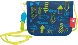 sigikid Neck pouch, Arrows 24818