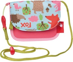 sigikid Neck pouch, Forest 24839