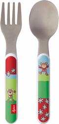 Sigikid - Kinderservies - Bestek Wild & Berry bears