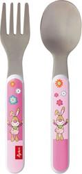 Sigikid - Kinderservies - bestek Bungee bunny