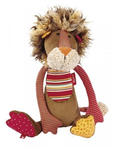 sigikid Patchwork Sweety knuffel leeuw 38374