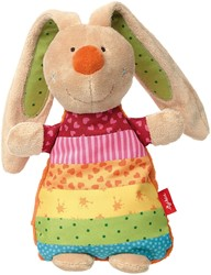 sigikid Cherry pit bunny, Rainbow Rabbit 38638