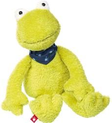 Sigikid  pluche knuffel Frog Coloured Sweety - 36 cm