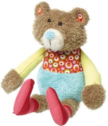 Sigikid  pluche knuffel Beer Patchwork Sweety - 50 cm