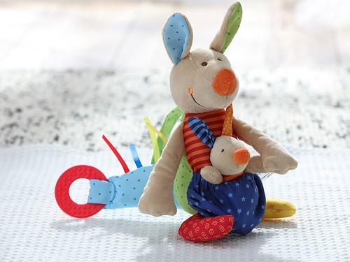 sigikid Activiteiten kangoeroe, PlayQ