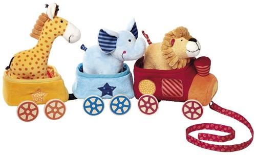 sigikid Safari-trein, PlayQ