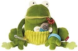 pluche knuffel Aktiv-Frog PlayQ - 19 cm