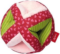 sigikid Activity ball pink, PlayQ Basic Steps 41531