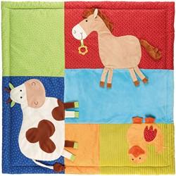 sigikid Blanket, PlayQ Kuller Bullerfarm 41550