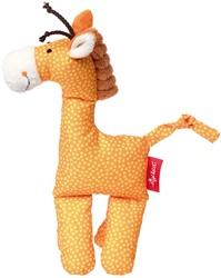 sigikid knuffeldier giraf oranje 41668