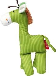 sigikid knuffeldier giraf groen 41670