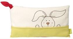 Sigikid - Kussen - Bunny groen