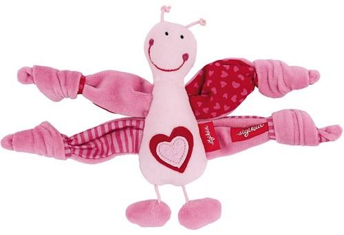 sigikid Activiteiten vlinder roze, PlayQ