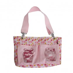 Götz accessoires Diaper bag, happy flowers