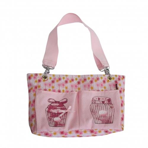 Götz accessoires Diaper bag, happy flowers