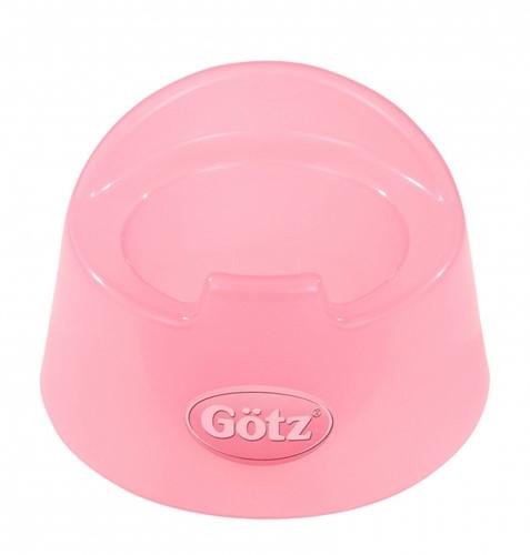 Götz accessoire BC Töpfchen transparent pink