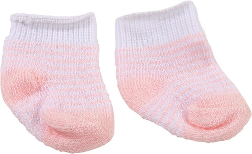 Götz accessoire BC Socken stripy pink 30-50cm