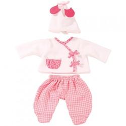 Götz accessoires Baby combi, tiger & check, 3-pcs.