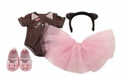 Götz accessoires Combination, kitten dreams, 5-pcs. - maat XL