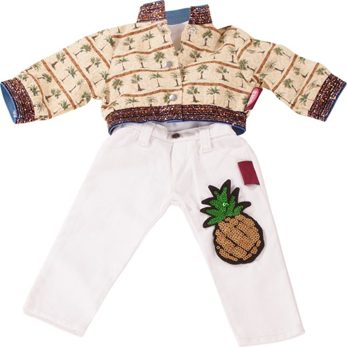Götz accessoire Ensemble Pineapple Punch, 50c*