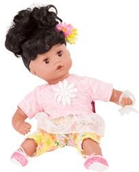 Götz pop Muffin, daisy do, black hair, afro-american - maat S
