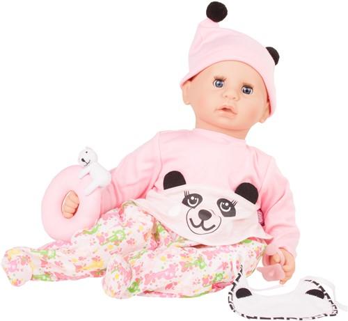 Götz babypop Cookie, happy panda, 7-pcs. - maat L