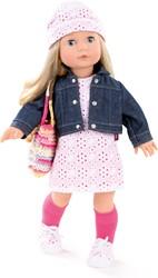 Götz stapop Jessica, color&lace, blonde hair - maat XL