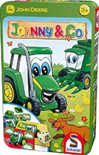 Schmidt spel John Deere, Johnny & Co