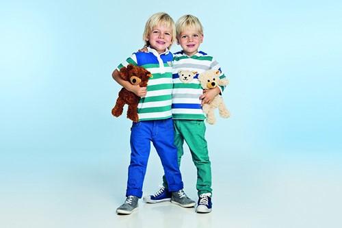 Steiff Charly dangling Teddy bear, beige-2