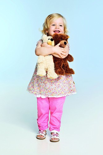 Steiff knuffel Charly dangling Teddy bear, beige - 30cm-3