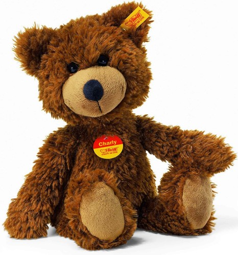 Steiff Charly dangling Teddy bear, brown