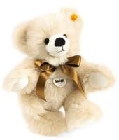 Steiff knuffel Bobby dangling Teddy bear, cream - 30cm