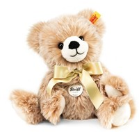 Steiff knuffel Bobby dangling Teddy bear, brown tipped - 40cm