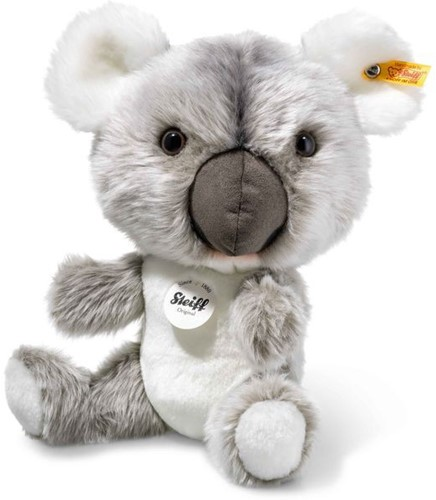 Steiff knuffel Jan Koala, grey/white