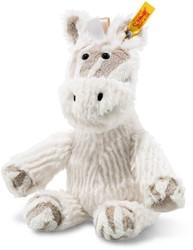 Steiff knuffel Soft Cuddly Friends Stripie zebra small