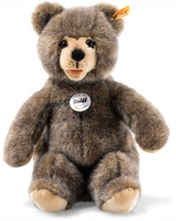 Steiff Basti brown bear, brown tipped