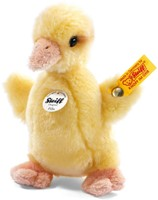 Steiff knuffel Pilla duckling, yellow - 14cm