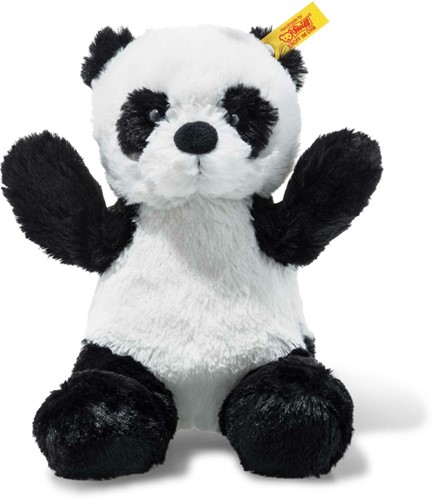 Steiff knuffel Soft Cuddly Friends Ming panda small