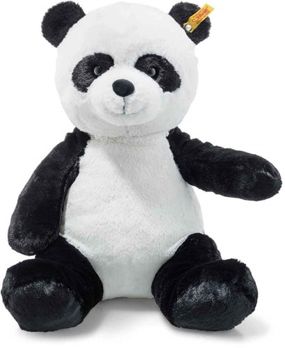 Steiff knuffel Soft Cuddly Friends Ming panda large