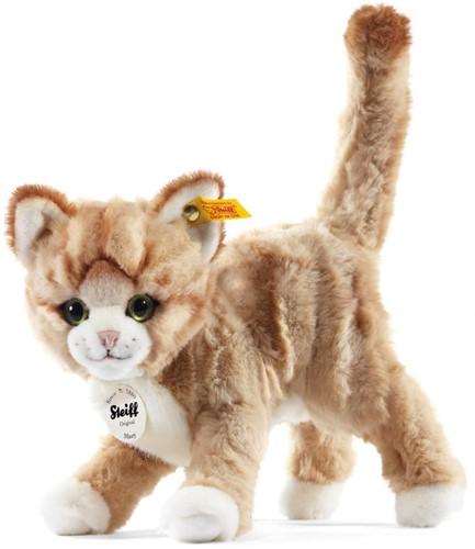 Steiff Mizzy cat, blond tabby
