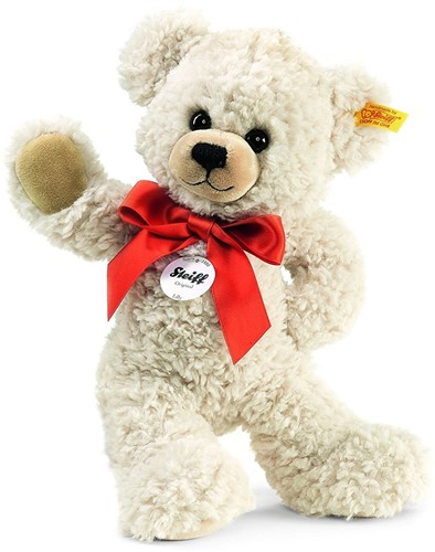 Steiff knuffel Lilly dangling Teddy bear, cream - 28cm