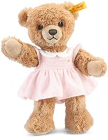 Steiff knuffel Sleep well bear, pink - 25cm