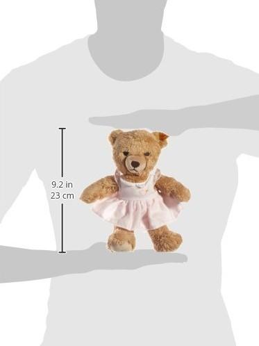 Steiff knuffel Sleep well bear, pink - 25cm-2